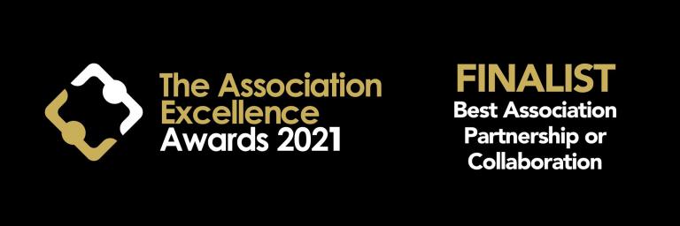 Association Excellence Awards 2021 Finalist