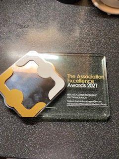 DMAG award